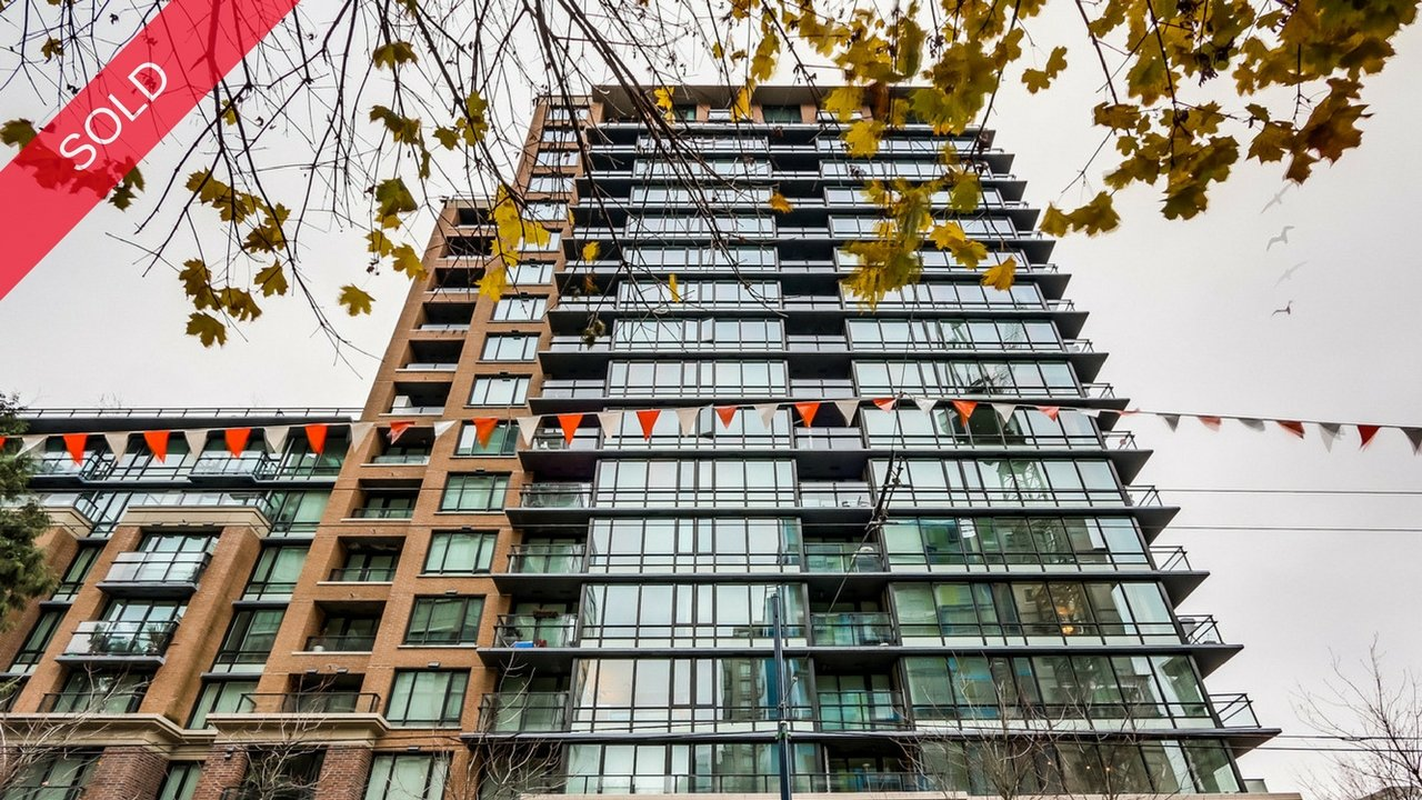 417 1088 RICHARDS STREET Yaletown, Vancouver (R2016770)