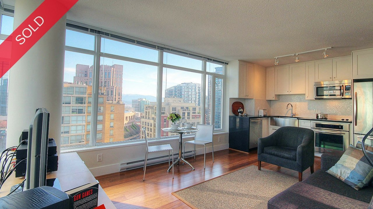 1403 888 HOMER STREET Downtown VW, Vancouver (R2095190)