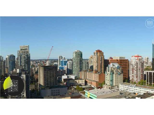 2106 999 SEYMOUR STREET Downtown VW, Vancouver (V951065)