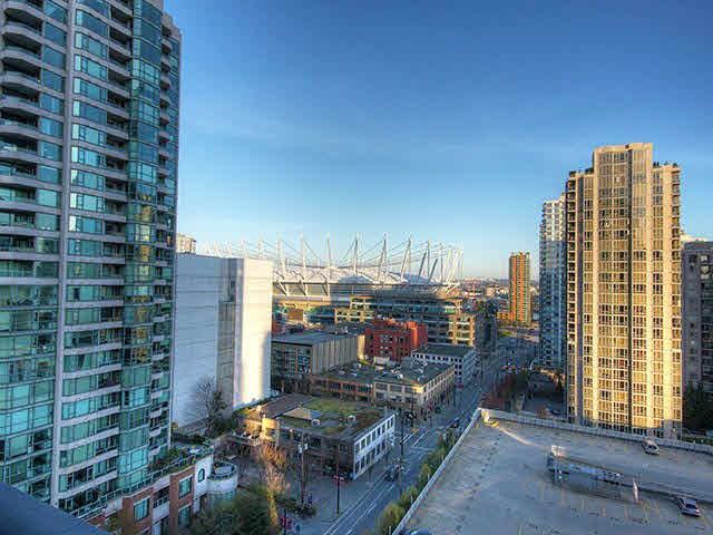 1503 909 MAINLAND STREET Yaletown, Vancouver (V998539)
