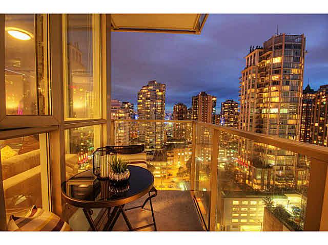 1704 833 SEYMOUR STREET Downtown VW, Vancouver (V1090703)