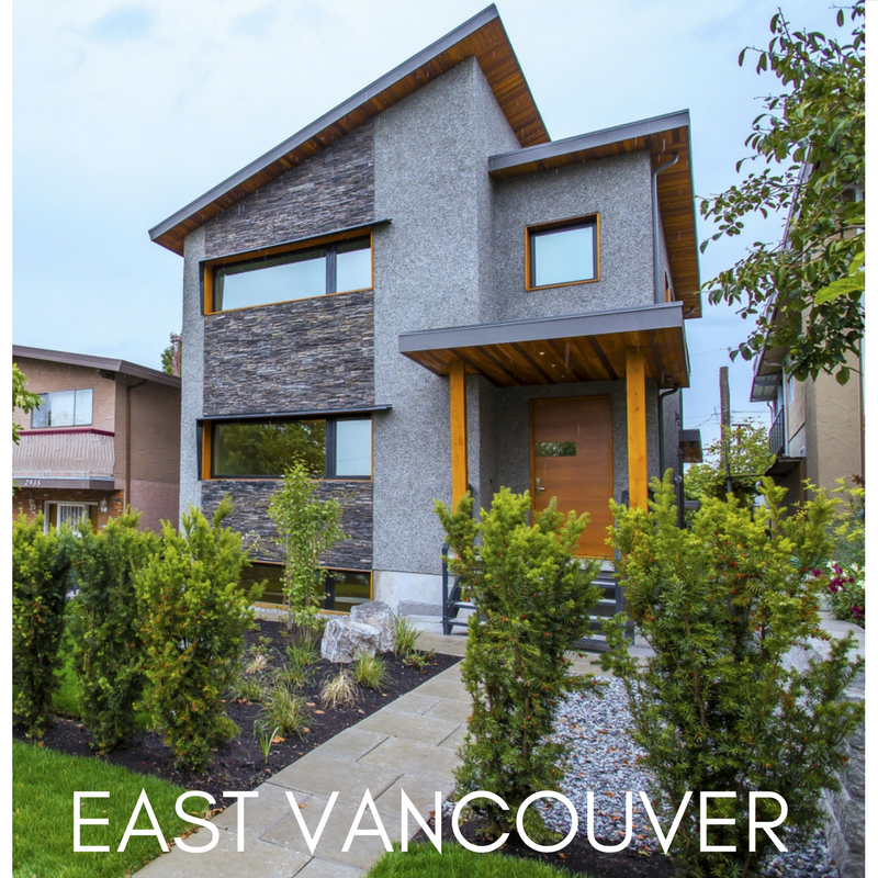 East Vancouver Real Estate Updates