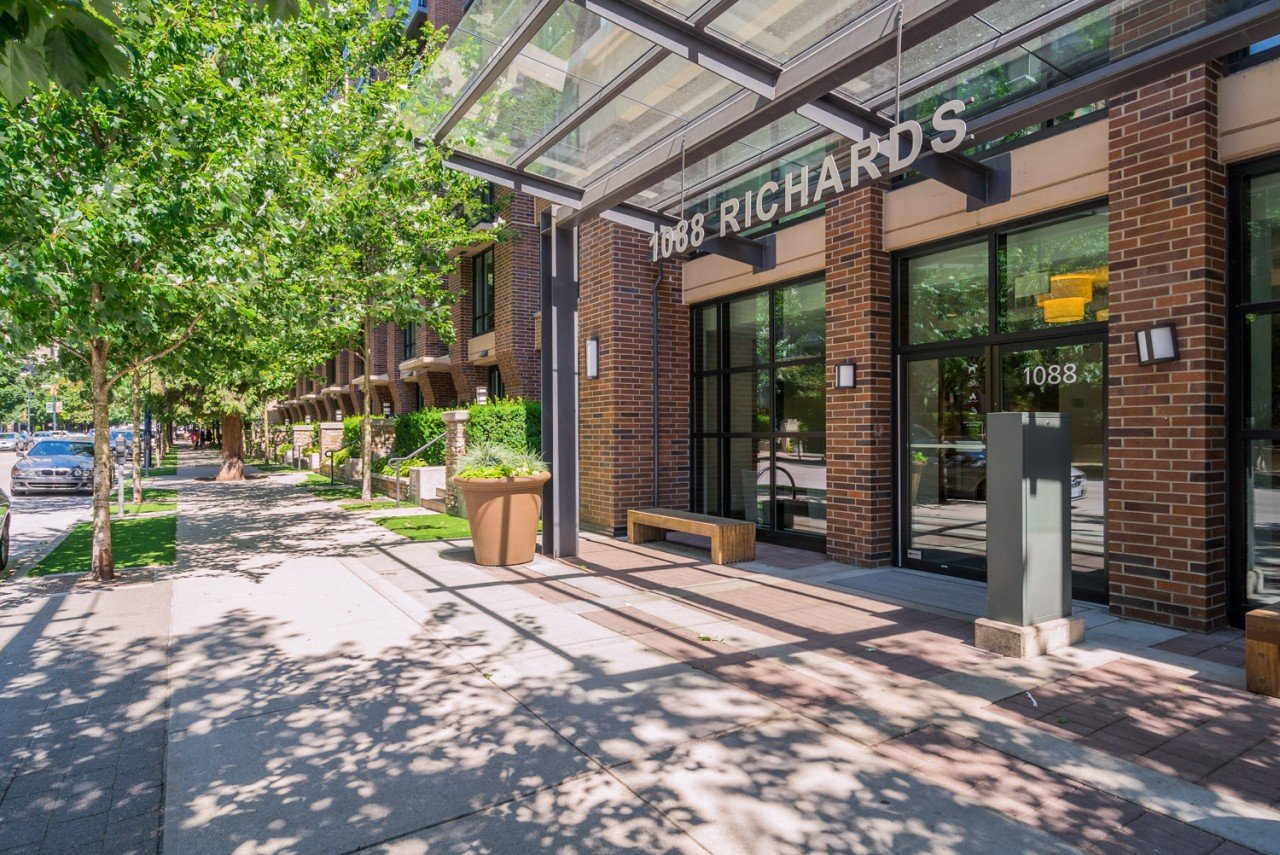 Suite 301 1088 Richards Street