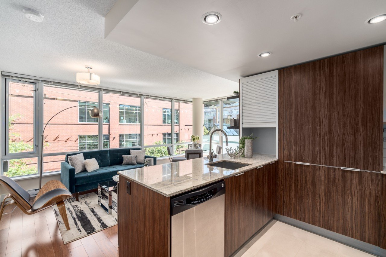 #301 – 1088 Richards St, Yaletown (R2191025)