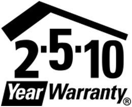 Details on the 2-5-10 Warranty on New Homes