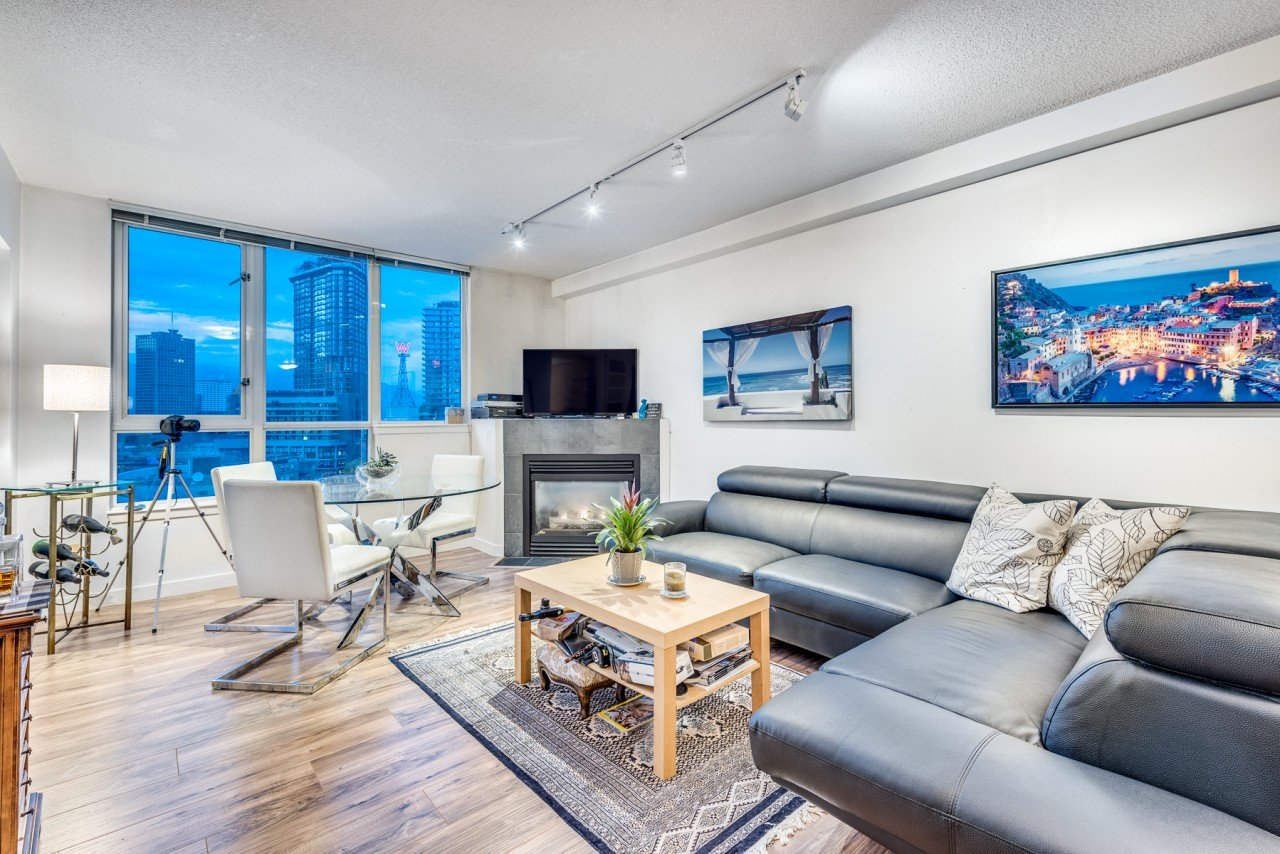 #1502 – 63 Keefer Place, Downtown VW (R2219802)