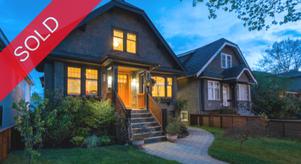 Kitsilano Home Sold by Vancouver Realtor