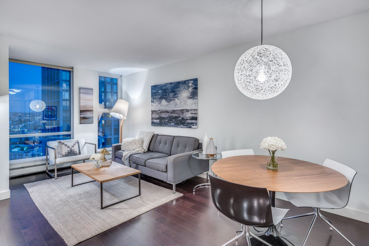 #2705 – 1008 Cambie Street, Yaletown (R2249099)
