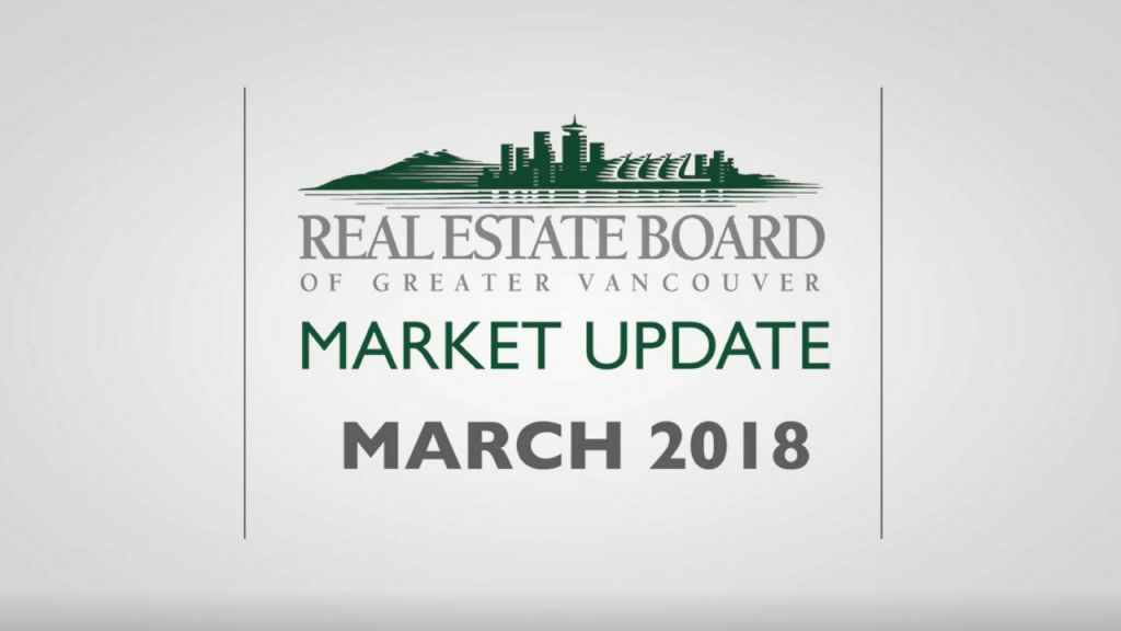 Read more on March 2018 Housing Market Update | Video | Leo Wilk Vancouver Realtor