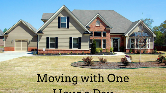 Read more on Simple Moving with Just One Hour A Day