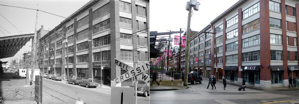 Read more on A Brief History of Yaletown