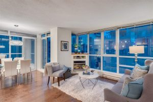 Melville Staged condo