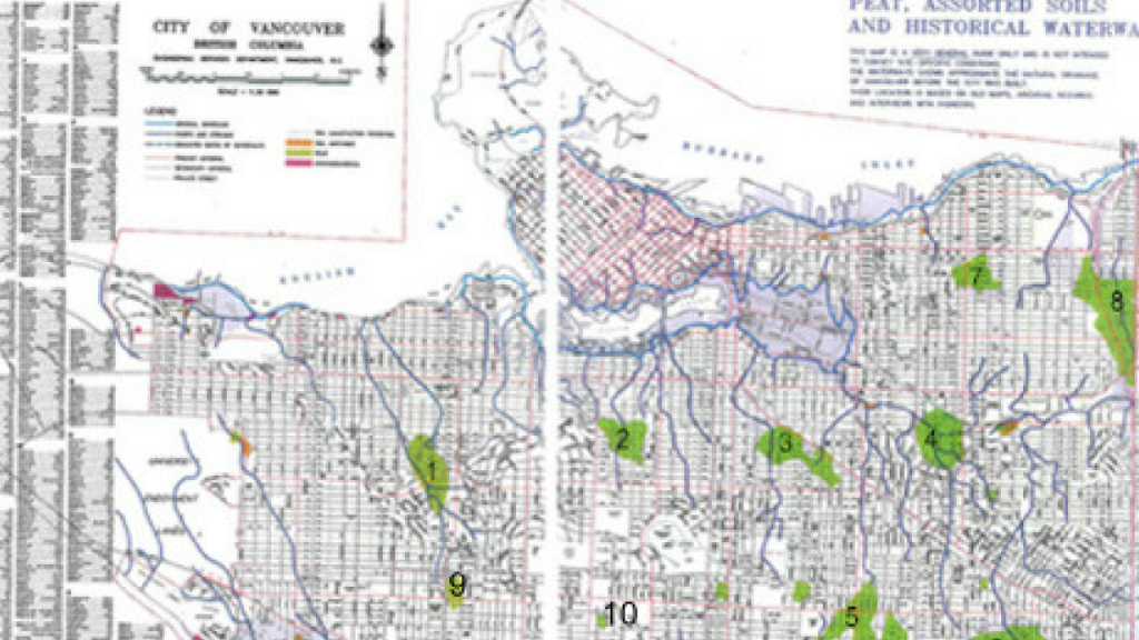Read more on Vancouver Peat Bogs