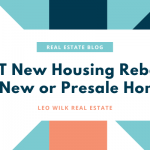 GST New Housing Rebate – How it Works with New and Presale Homes BC