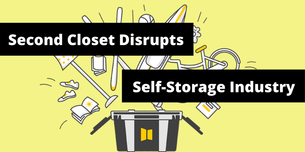 Read more on Second Closet Disrupts the Self-Storage Industry with Unique Service