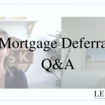 Mortgage Deferrals in Vancouver Q&A During COVID 19