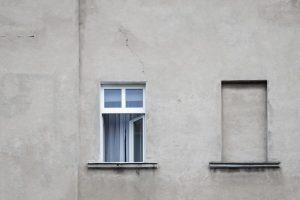 Radon enters home through cracks and crevices